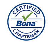 Bona Certified Craftsman - DLV Flooring, Hardwood Flooring Installation and Refinishing
